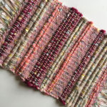 ワークショップ! 「ファンシーヤーンと羊毛で織るポットマット作り」
