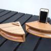 出店者ストーリー【Clappin Jam】 木製スピーカー